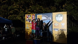 CES Series Podium: Beginner Women